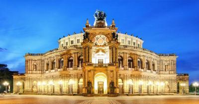 Dresden - Semperoper von Dresden