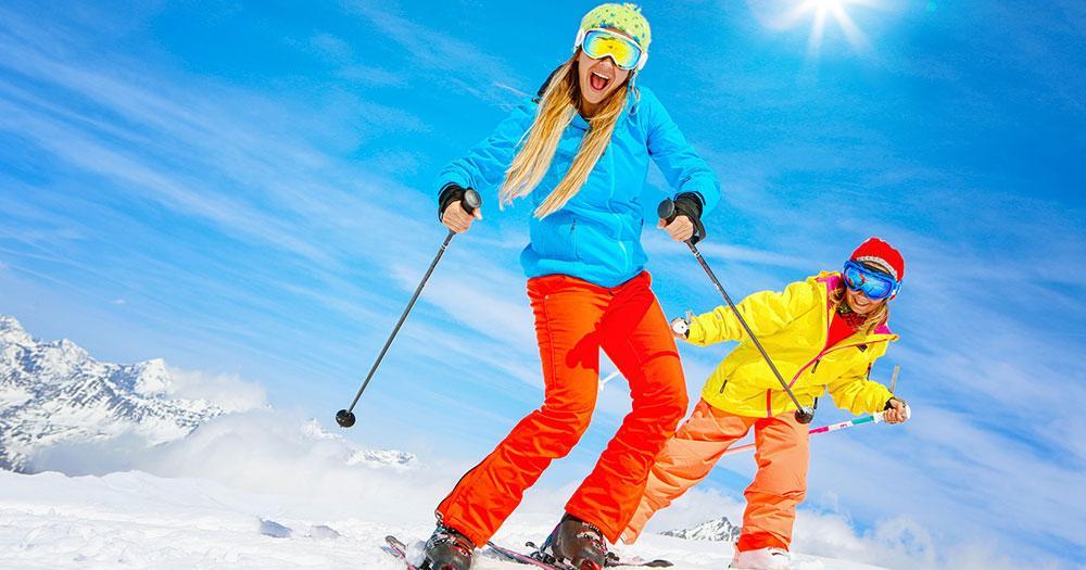 Klinovec - Skispaß in Tschechien