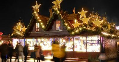 Aachener Weihnachtsmarkt - Glühwein und Bratäpfel