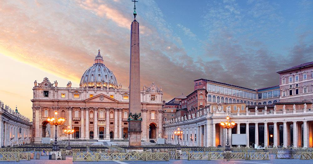 Petersdom - der Petersdom