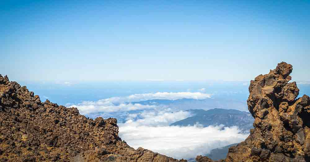 Lanzarote - Berge