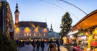 Weihnachtsmarkt Tallinn - Weihnachten in der Altstadt von Tallinn