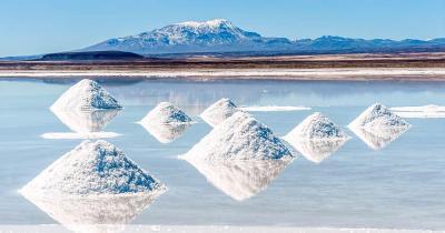 Der Salar de Uyuni - Der größte Salzsee der Welt