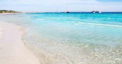 Ibiza - Strand von Ses Salines