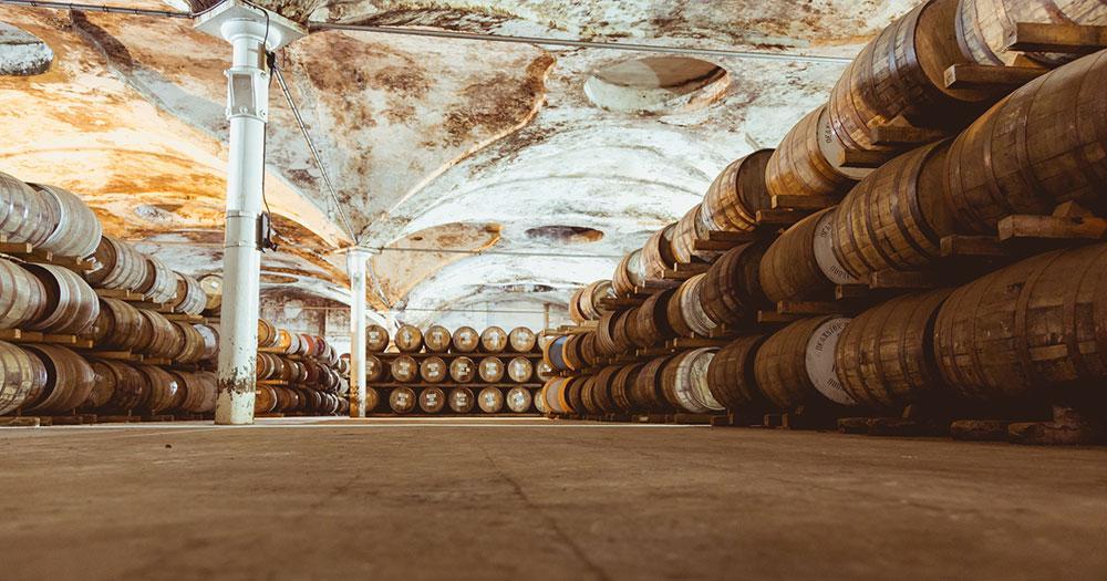 Porto - Alter Weinkeller