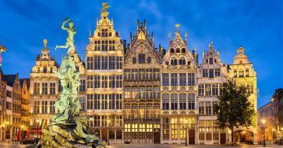 Antwerpen - Grote Markt in Antwerpen