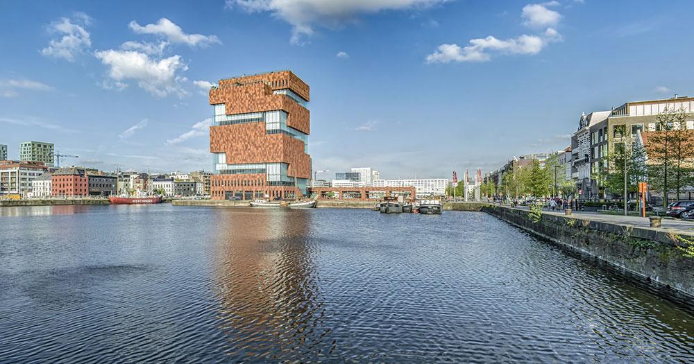 Antwerpen - Museum aan de Stroom
