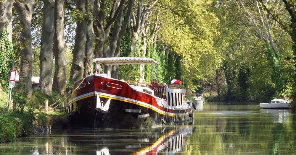 Languedoc-Roussillon - Malerische Flußfahrten