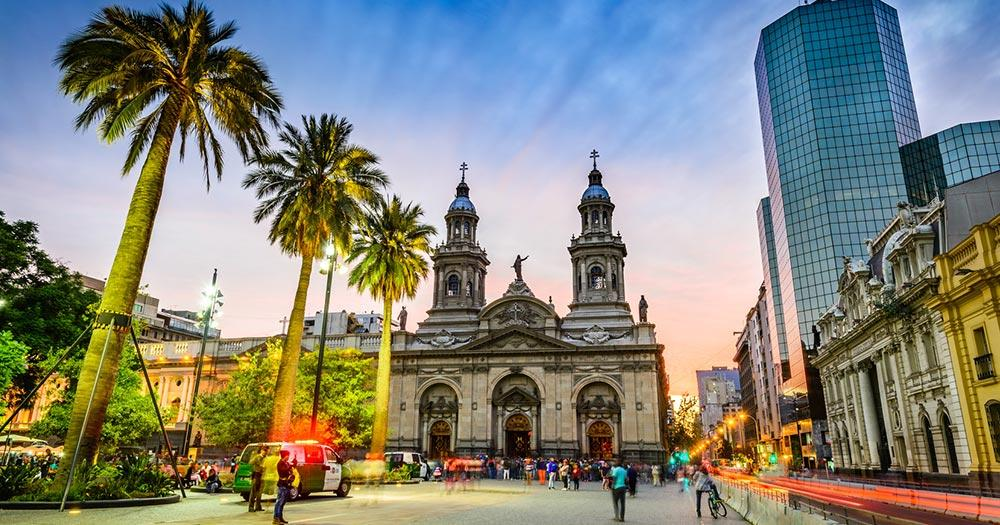 Santiago / Placa de Armas