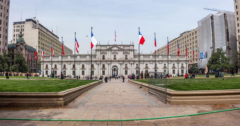 Santiago / La Moneda