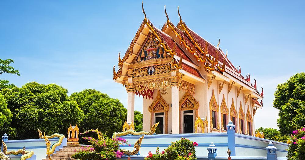 Ko Samui - Kunaman Tempel