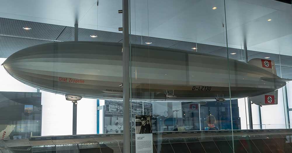 Friedrichshafen - Zeppelinmuseum