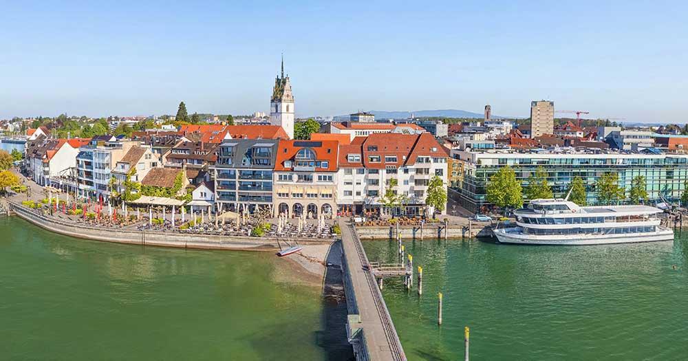 Friedrichshafen - Promenade