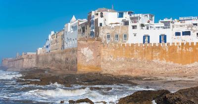Essaouira - Die malerischen Befestigungsanlagen