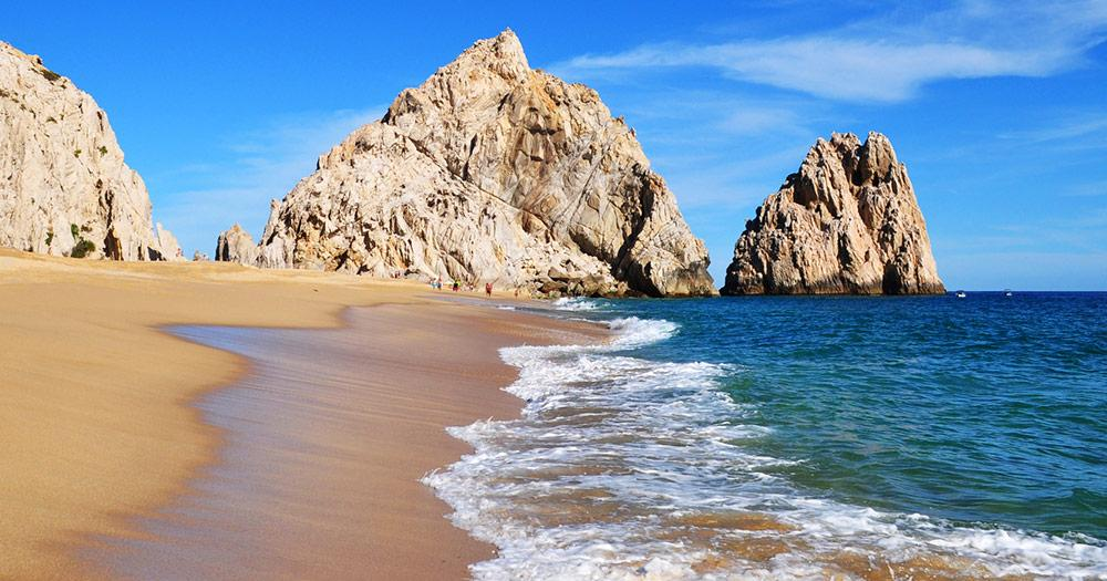Baja California - Lovers Beach, Cabo San Lucas