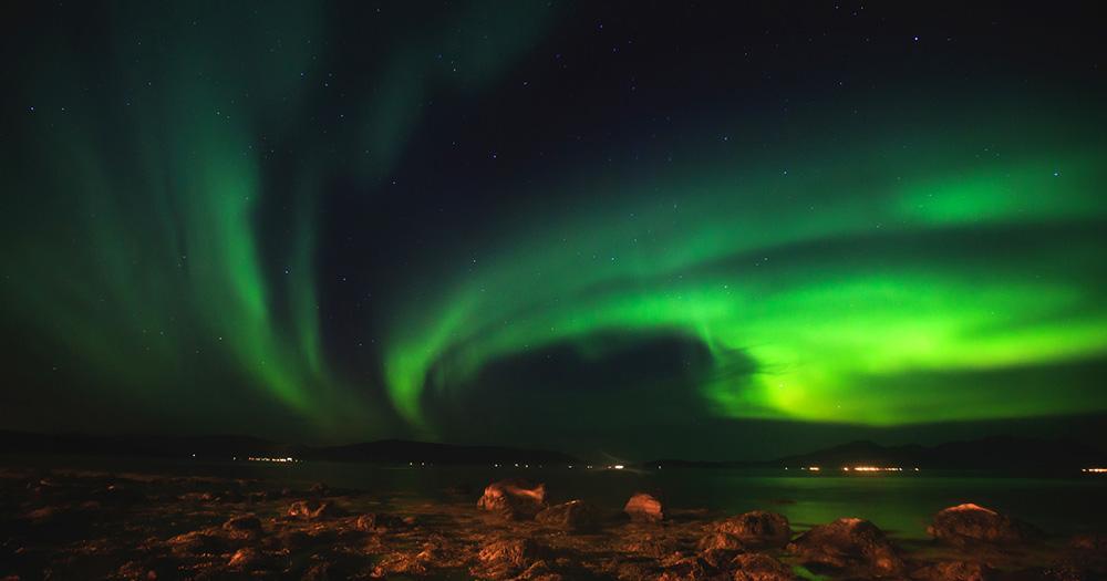 Nuuk - Nordlichter