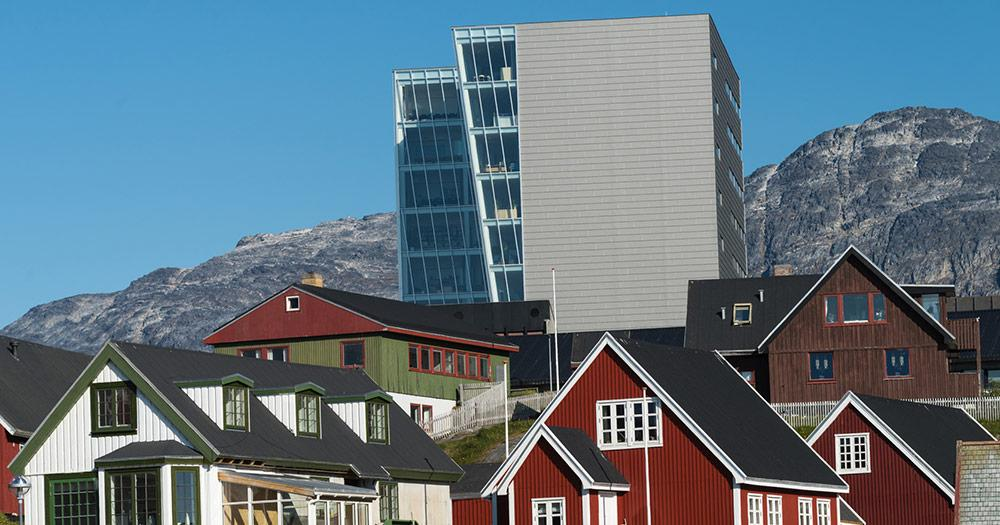 Nuuk - Das alte und neue Nuuk