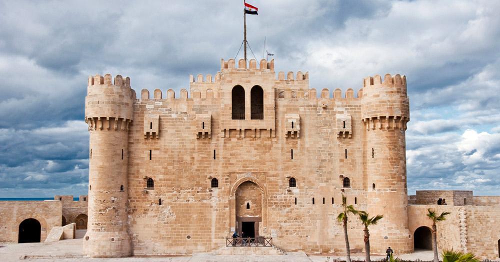 Alexandria  - Qaetbay Castle