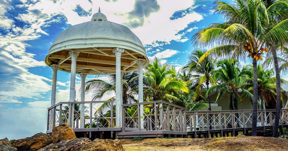 Montego Bay - Strandpavillon