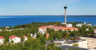 Tampere - Pyynikki tower