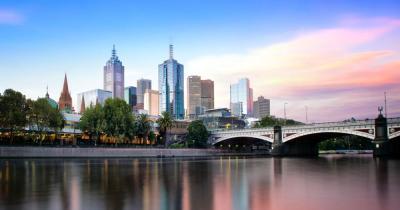 Melbourne - Skyline