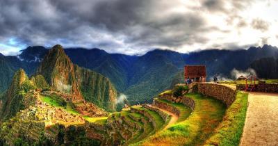 Cusco - In Bergen von Peru