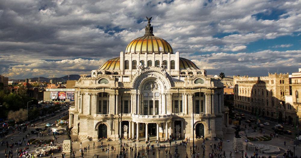 Mexico-Stadt - Museum der schönen Künste