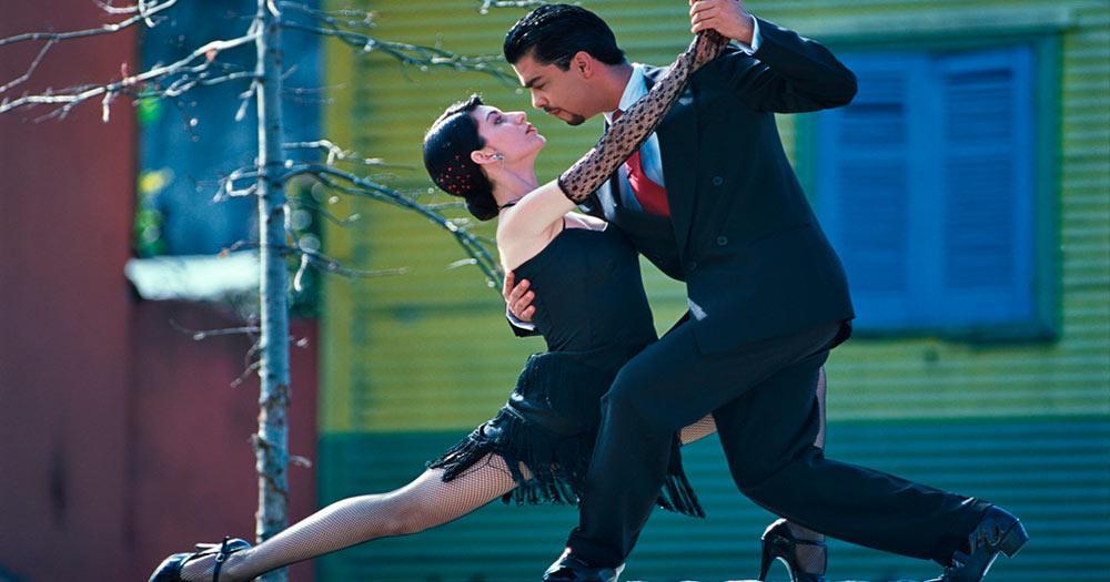 Buenos Aires - Tango