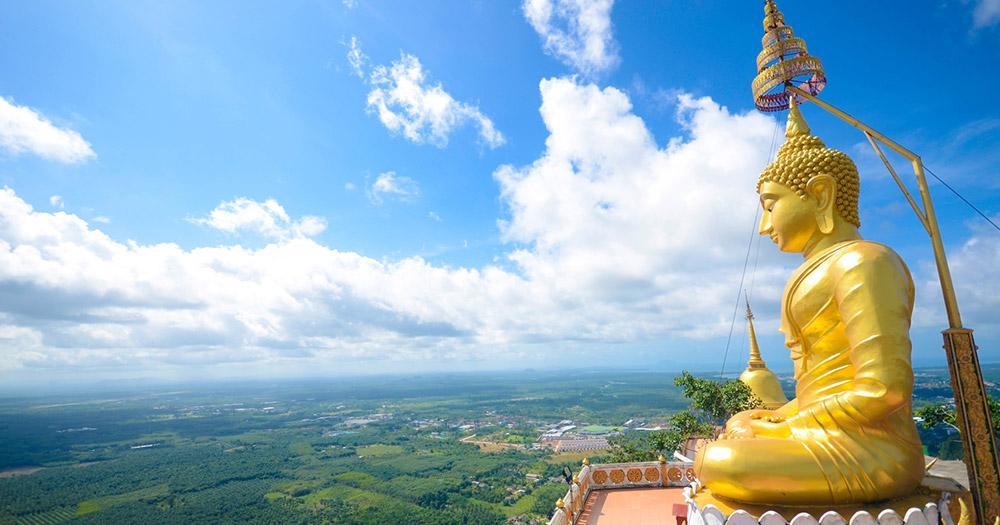 Chiang Rai - Tigerhöhlen Tempel