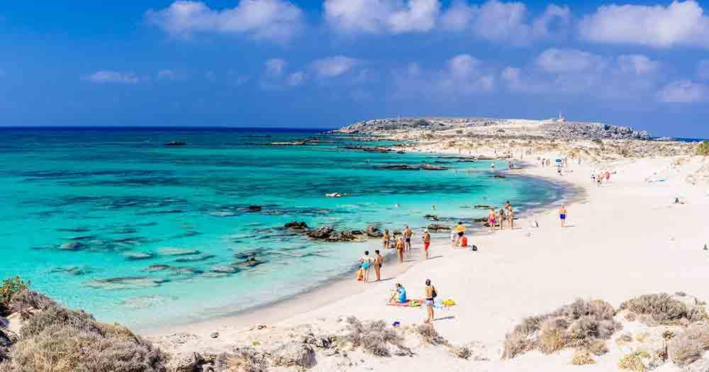 Kreta - Strand und Meer