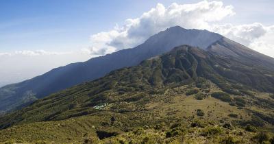 Arusha - Mount Meru