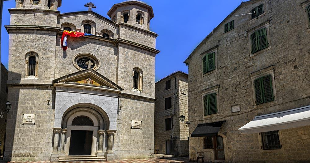 Kotor - Kirche St. Nikolaus