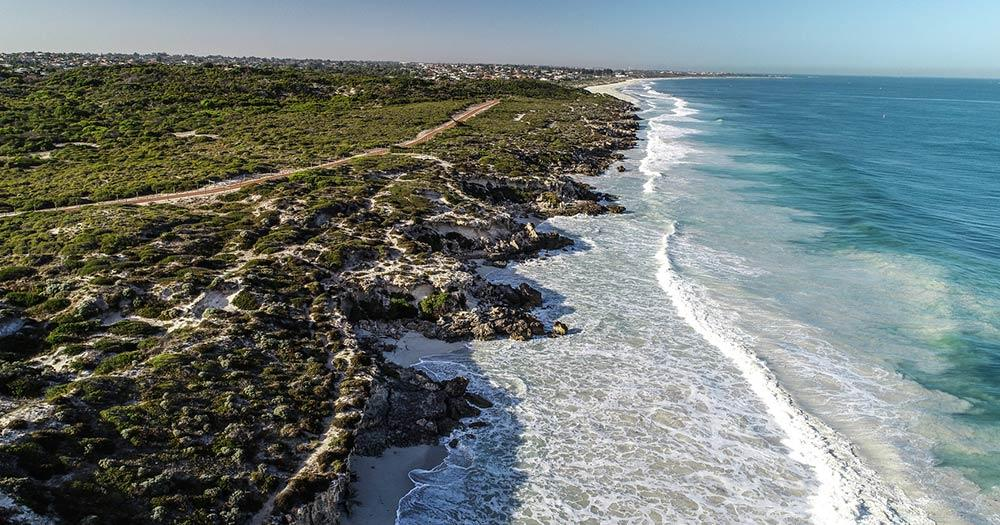 Perth - Wilde Küste