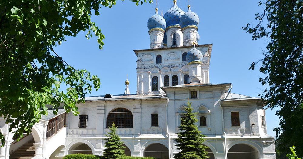 Kasan - Kirche von Kasan