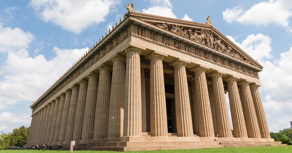 Nashville -  Parthenon Replica