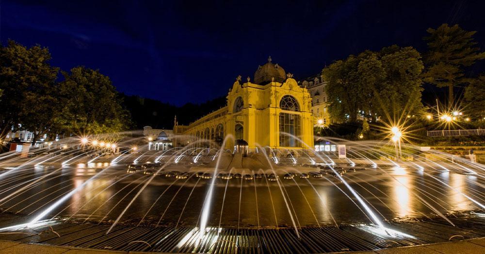 Marienbad - Singende Fontaine