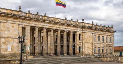 Bogotá -  Kolumbianisches Capitol