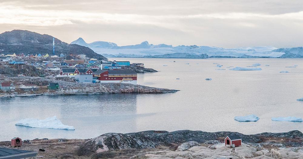 Ilulissat - Der Fjord