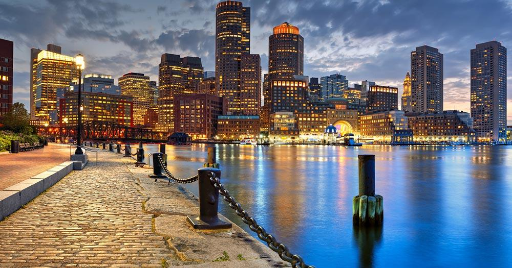 Boston - Skyline