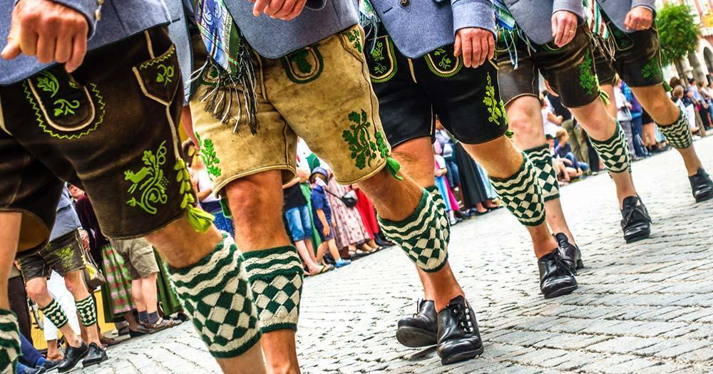 Oktoberfest - Lederhosenparade