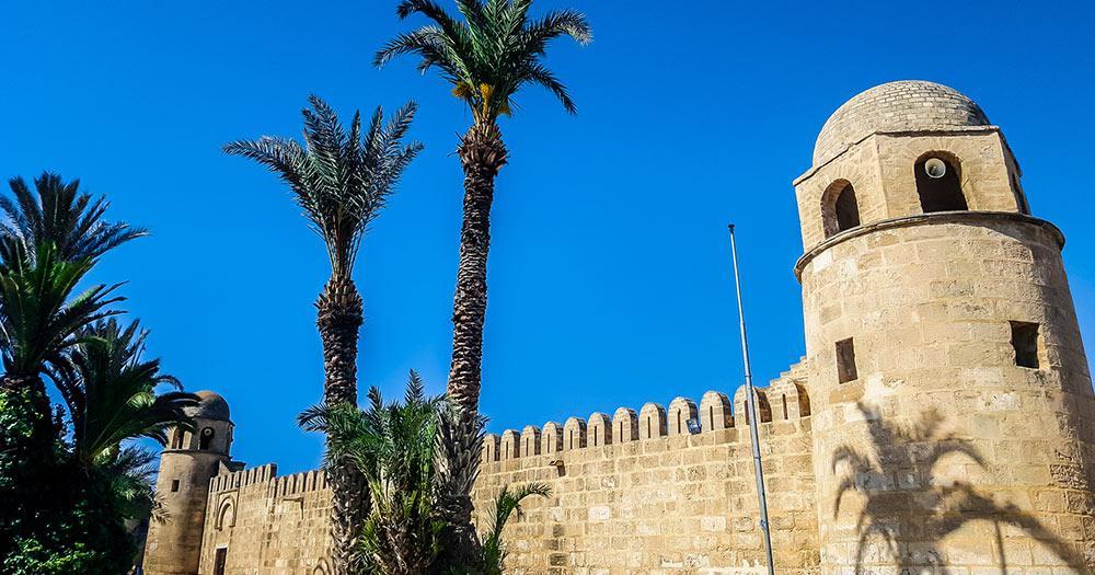 Sousse - die große Moschee