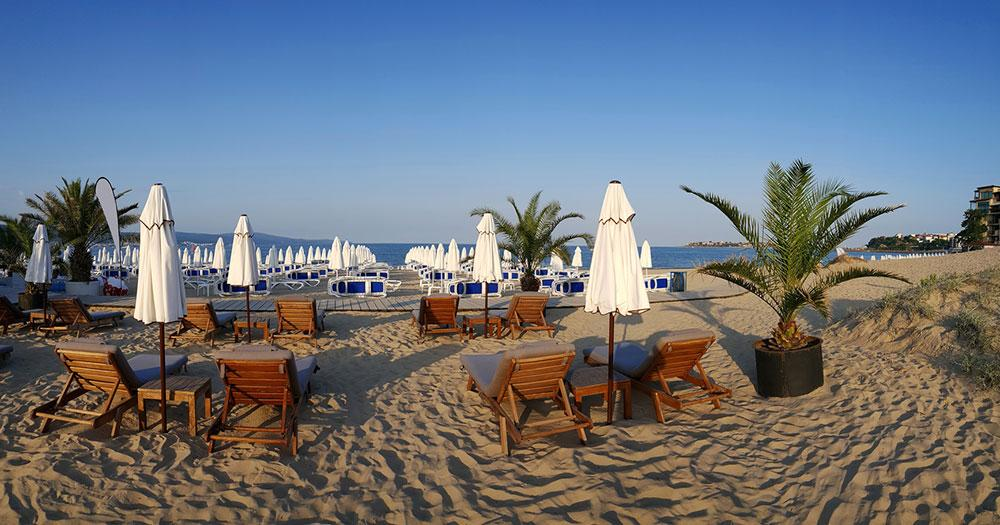 Nessebar - Beach Resort