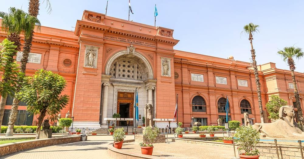 Kairo - Ägyptisches Museum