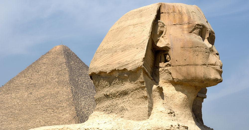 Kairo - Sphinx