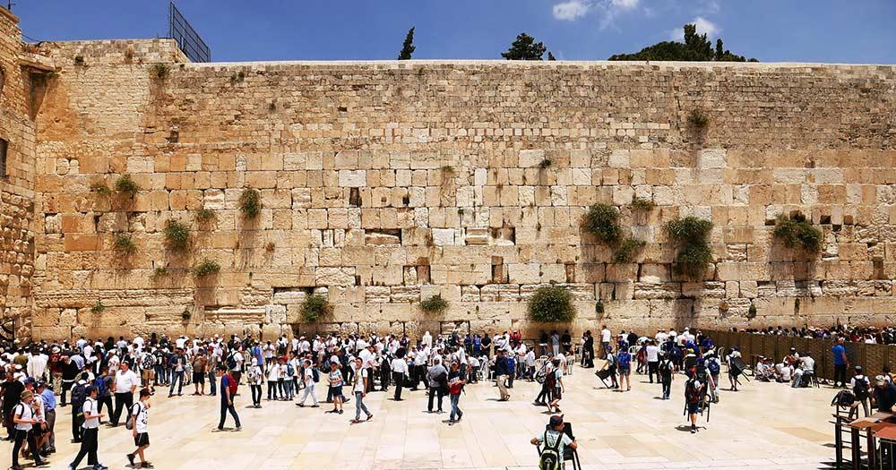 jerusalem - Klagemauer