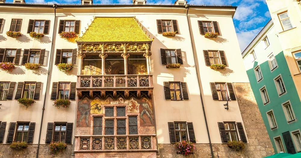 Innsbruck - Goldene Dachl