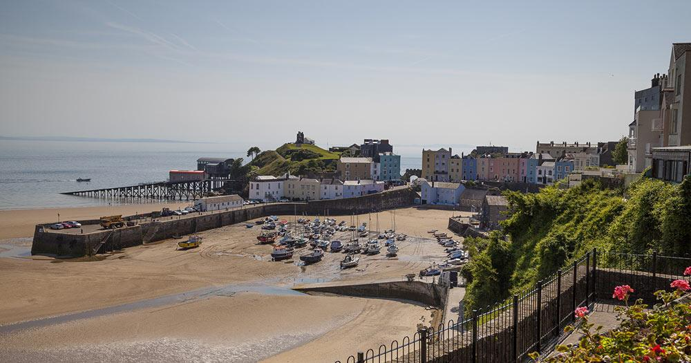 Pembrokeshire -  Hafen