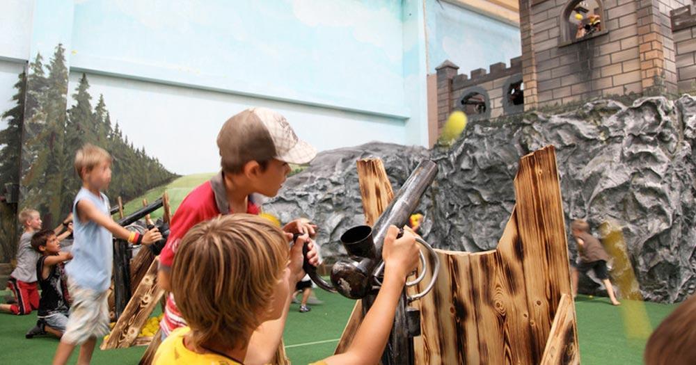 Bayern-Park - Action Kinderspielplatz