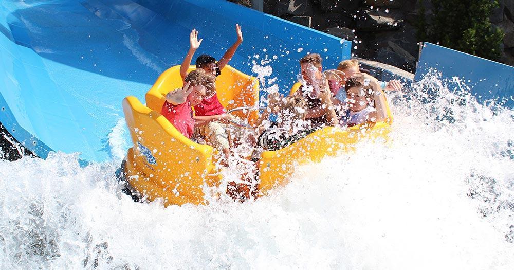 Bayern-Park - Wildwasser Rafting 2