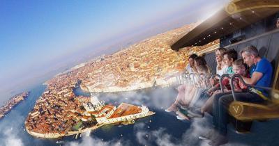 Europa-Park - Voletarium Venedig